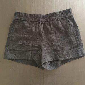 J. Crew elastic waist shorts